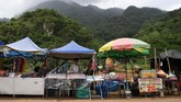 Gua Tham Luang Nang Non di Thailand terkenal karena menjadi lokasi terkurungnya 12 bocah.