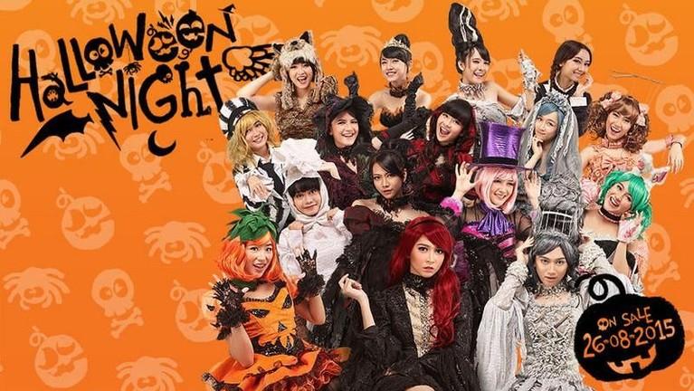 Kostum dengan tema Halloween ini dikenakan JKT48 dalam single berjudul Halloween Night yang dirilis tahun 2015.