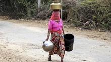 India Hadapi Gelombang Panas saat Pandemi, Suhu Mencapai 50 C