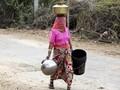Terlilit Utang, Perempuan India Rela Jual Suami