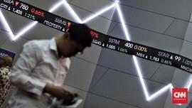 BEI Setop Perdagangan Saham BANK Karena Bergerak Tak Wajar