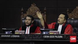 Kubu Jokowi Hormati MK yang Percepat Putusan Sengketa Pilpres