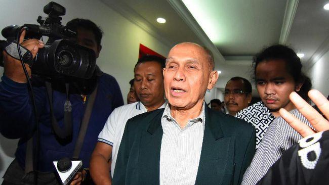 Pihak Kivlan Zen menyebut akan menuntut pelapor kasus makar, Jalaludin, dengan pasal pengaduan palsu jika dia tak bisa membuktikan tudingannya itu.