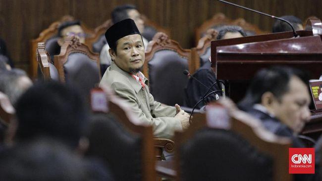 Saksi untuk Prabowo, Agus Maksum mengaku dapat ancaman, namun tak terkait kesaksiannya di MK. Melainkan terkait tugasnya sebagai tim Prabowo yang menangani DPT.