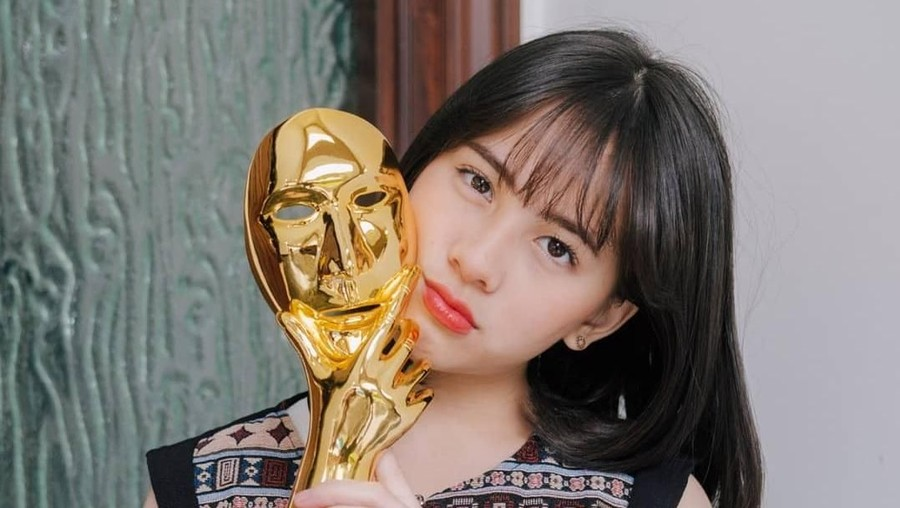 Beranikan diri Main Film Horor, Zara JKT48 Sebenarnya Penakut
