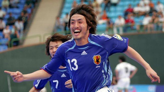 Mantan pemain timnas futsal Jepang Kensuke Takahashi menjadi 'nakhoda' yang membawa Timnas Futsal Indonesia ke semifinal Piala Asia U-20 2019.