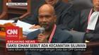 VIDEO: Saksi Idham Sebut Ada Kecamatan Siluman