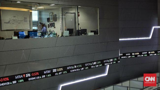 Saham PT Astra International Tbk turun 2,05 persen poin ke level 5.975 pada penutupan perdagangan sesi I, Selasa (9/2).