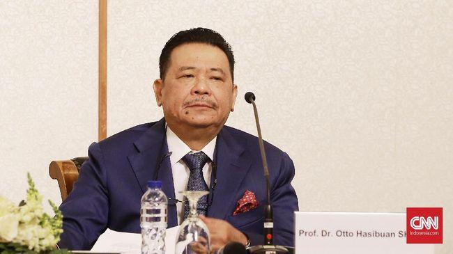 Advokat Otto Hasibuan mengajukan gugatan terkait penundaan kewajiban pembayaran utang Djoko Tjandra ke Pengadilan Niaga pada PN Jakarta Pusat.
