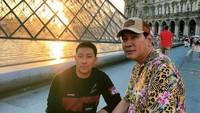 <p>Darma Mangkuluhur Hutomo adalah putra dari Tommy Soeharto dari mantan istrinya, Ardhia Pramesti Regita Cahyani atau akrab disapa Tata. (Foto: Instagram @darmamh)</p>