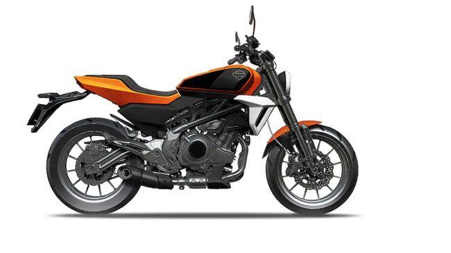 Harley-Davidson 338 Cc Buatan China 'Rebutan' di Indonesia