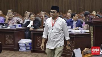 Saksi Prabowo di Sidang MK Ditahan Hakim PN Kisaran