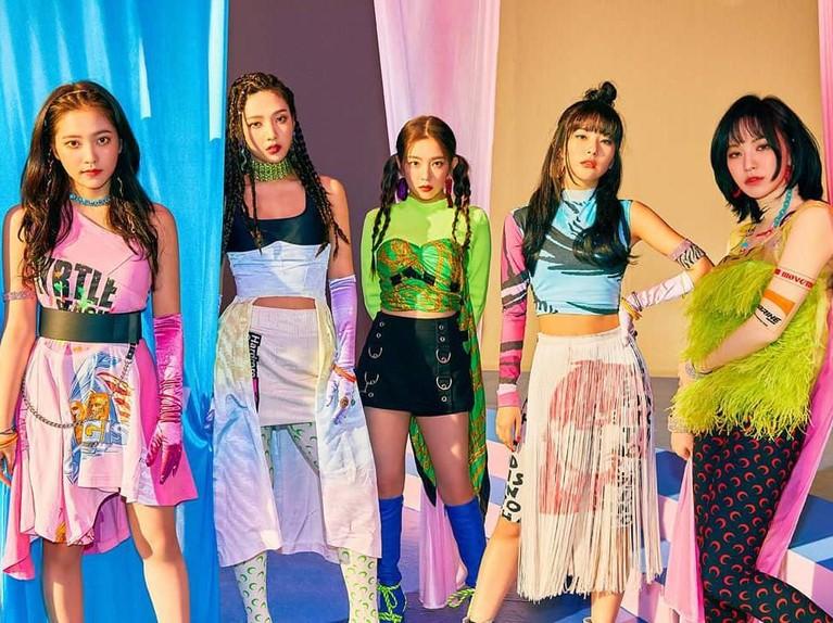 Setelah menjadi idola, penampilan personel Red Velvet tentunya telah banyak berubah.