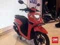 Honda Luncurkan Skutik Genio, Lebih Murah dari Scoopy