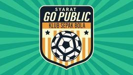 INFOGRAFIS: Syarat Klub Sepak Bola Melantai di Bursa Efek