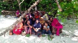 Myanmar Tangkap 22 Muslim Rohingya saat Coba Kabur ke Yangon