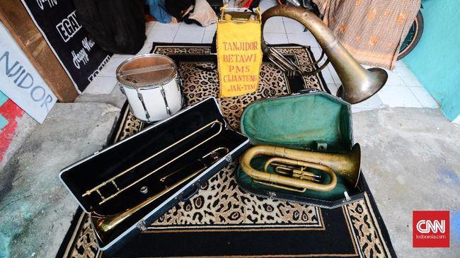 Orkes tanjidor Betawi sama sekali tidak berhubungan dengan musik jazz. Orkes tanjidor memiliki sejumlah keunikan tersendiri, misalnya penggunaan instrumen tua.