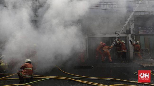 Kebakaran di Jakarta sejak Januari 2019 telah menyebabkan 10 korban tewas dan 67 korban luka-luka dari warga.