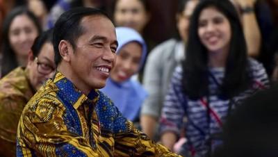Ucapan Manis Ayah dan Bunda Seleb di Ultah Jokowi