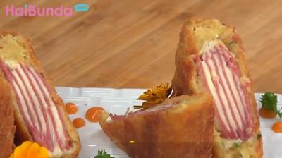 Resep Perkedel Ham & Cheese, Kudapan Simpel Keluarga Pasti Suka