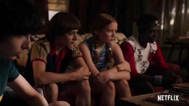 Pemeran karakter Mike Wheeler, Finn Wolfhard, menyatakan bahwa musim keempat Stranger Things akan menjadi babak tergelap dalam serial tersebut.