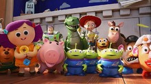 Disney Siap Kolaborasi Rilis Sneakers Toy Story