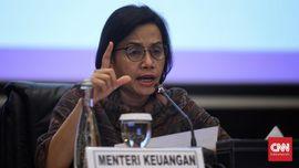 Sri Mulyani Bantah Indonesia Resesi Teknikal