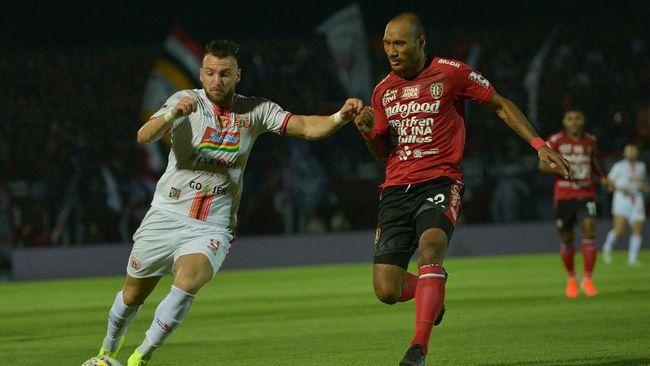 Pertandingan antara Bali United vs Persija Jakarta kemungkinan besar akan menjadi pembuka Liga 1 2021.