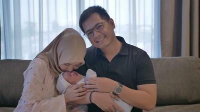 Cerita Tommy Kurniawan Ngumpet Saat Dampingi Istri Melahirkan
