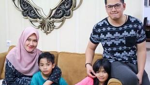 Cerita Tommy Kurniawan soal Kedua Anaknya Tak Sabar Jadi Kakak
