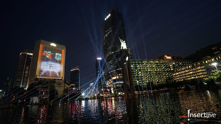 Ibu kota Republik Indonesia DKI Jakarta merayakan hari jadi yang ke-492 tahun.