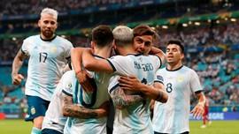 Pelatih: Argentina Seperti Berperang di Copa America