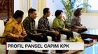 VIDEO: Profil Panitia Seleksi Capim KPK