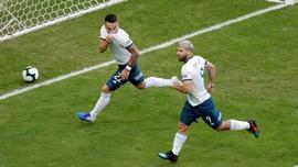 Babak Pertama: Argentina Unggul 1-0 atas Qatar