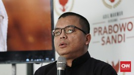 Nomor 2 di Pilkada Kalsel, Denny Indrayana Kenang Prabowo