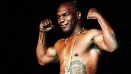 Berat Badan Turun 31 Kg, Mike Tyson Seperti Kembali Muda