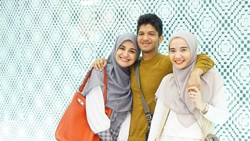 Siblings Goal, 7 Potret Keakraban Zaskia, Shireen & Yusuf Sungkar