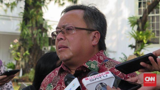 Kepala Bappenas Bambang Brodjonegoro mengatakan Jokowi sedang gelisah dengan daerah karena belum terbuka dalam pemberian kemudahan izin investasi.