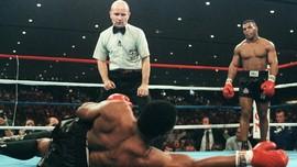 Anthony Joshua Sebut Mike Tyson Mesin Pembunuh