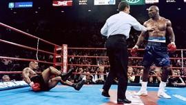 Holyfield vs Mike Tyson, Kontrak Disebut Sudah Ditandatangani
