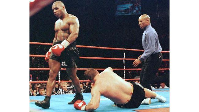 Mike Tyson mengakui bahwa ia sempat membenci hidup dan kini sangat menikmatinya hingga ia takut mati.