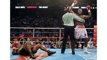 Syarat Lennox Lewis Mau Adu Pukul Lawan Mike Tyson