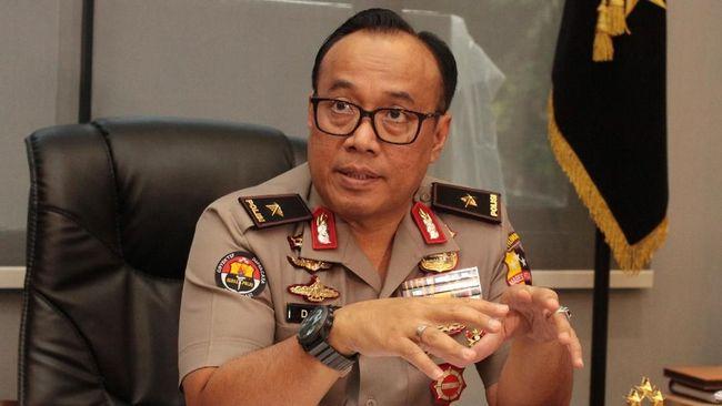 Polri Tak Tutup Kemungkinan Usut Lagi Kasus Rizieq Shihab