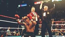 Duel Brutal Tyson vs Jones Berakhir Imbang