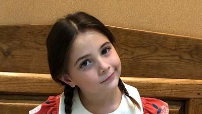 9 Potret Imut Lexi Rabe, Si Putri Iron Man di 'Avengers: Endgame'