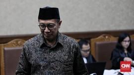 Saksi: Lukman Minta Haris Dijadikan 3 Besar Kandidat Kakanwil