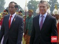 Presiden Argentina dan Istri Melawat ke Indonesia
