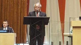 Menteri Basuki Dorong Pembentukan Pusat Penelitian Likuifaksi
