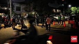 Pendukung Prabowo di Kertanegara Bersikap Anarkis ke Wartawan