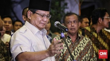 Koalisi Prabowo-Sandi Resmi Dibubarkan